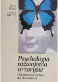 Psychologia rozwojowa w zarysie od niemowlęctwa do dorosłości