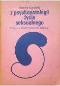 Z psychopatologii życia seksualnego