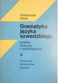 Gramatyka języka szwedzkiego