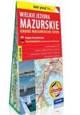 See you! in... Wielkie Jeziora Mazurskie mapa