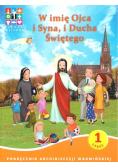 W imię Ojca i Syna i Ducha Świętego Podręcznik Część 1 i 2 i domownik dodatek dla rodziny