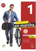 Nuevo Espanol en marcha 1 podręcznik + online