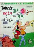 Asterix róża i miecz