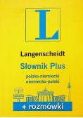 Langenscheidt Słownik Plus polsko niemiecki niemiecko polski