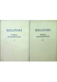 Bieliński Pisma filozoficzne 2 tomy