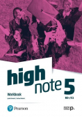High Note 5 WB + Online Practice