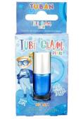 Tubi Glam niebieski perłowy