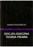 Socjologiczna teoria prawa