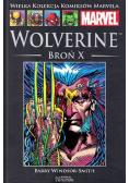 Marvel  Wolverine Broń X