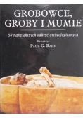Grobowce groby i mumie