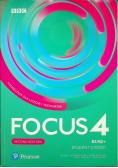 Focus 4  plus CD