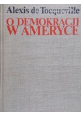 O demokracji w Ameryce