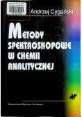Metody spektroskopowe w chemii analitycznej