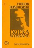 Fiodor Dostojewski dzieła wybrane