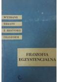 Filozofia egzystencjalna