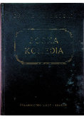 Boska komedia 1947 r tomy od I do III