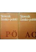 Słownik fińsko polski tom 2