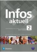 Infos aktuell 2 Zeszyt ćwiczeń