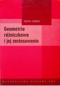 Geometria różniczkowa i jej zastosowania