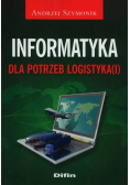 Informatyka dla potrzeb logistyka i