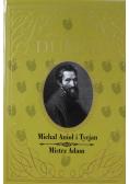 Michał Anioł i Tycjan Mistrz Adam