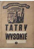 Przewodnik taternicki  Tatry wysokie 7