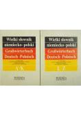 Wielki słownik niemiecko polski 2 tomy