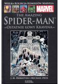 The Amazing Spider Man Ostatnie Łowy Kravena