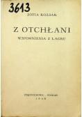 Z Otchłani wspomnienia z Lagru 1946 r.