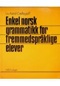Enkel norsk grammatikk for fremmedspråklige elever