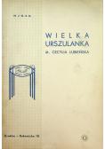 Wielka Urszulanka s p M Cecylia Łubieńska 1938 r.