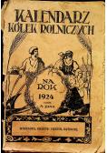 Kalendarz kółek rolniczych 1924r