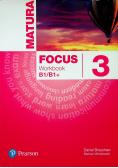Matura Focus 3 WB wieloletnie PEARSON