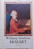 Wolfgang Amadeusz Mozart Listy