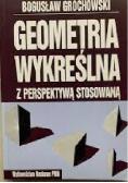Geometria wykreślana z perspektywą stosowaną