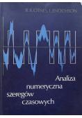 Analiza numeryczna szeregów czasowych