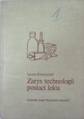 Zarys technologii postaci leku