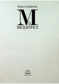 M jak Mickiewicz