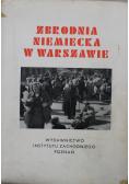 Zbrodnia niemiecka w Warszawie 1946 r.