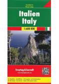 Mapa samochodowa - Włochy 1 600 000