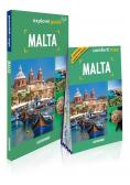 Explore! guide light Malta + mapa