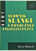 Słownik slangu i potocznej angielszczyzny