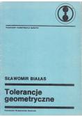 Tolerancje geometryczne