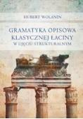 Gramatyka opisowa klasycznej łaciny..