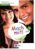 Mach mit! Neu 5 Podręcznik do języka niemieckiego dla klasy 8