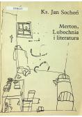 Merton Lubochnia i literatura