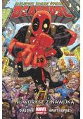 Deadpool T.1 Nuworysz z nawijką