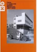Cesta k modernite. Sidliste Werkbundu 1927 - 1932