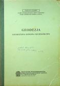 Geodezja geodezyjna osnowa szczegółowa