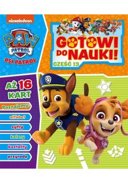 Psi Patrol. Gotowi do nauki cz.13
